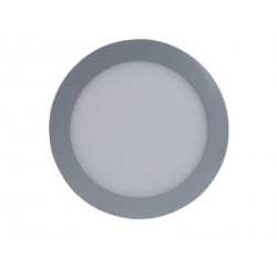 DOWNLIGHT CIRCULAR LED 18W MARCO PLATA