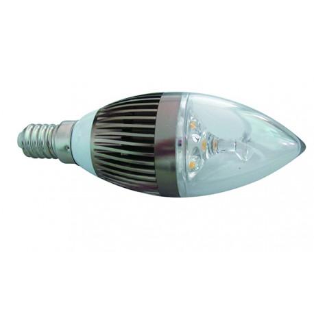 BOMBILLA LED VELA 3W 12VDC