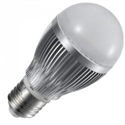 BOMBILLA LED E27 5W 12VDC
