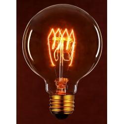 LAMPARA VINTAGE DECORATIVA GLOBO 40W