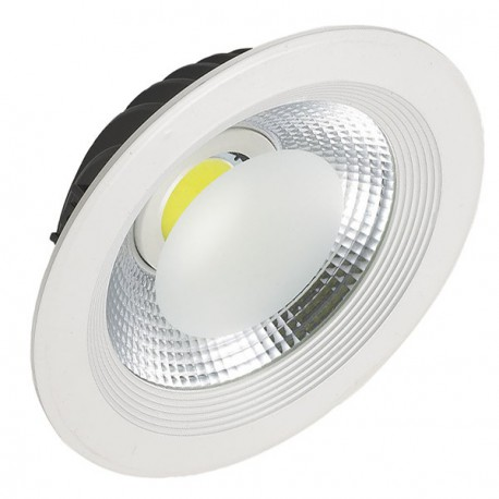 DOWNLIGHT CIRCULAR LED PROFESIONAL 25W COB
