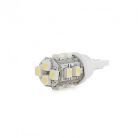 BOMBILLA LED BASE T10 12 LEDS