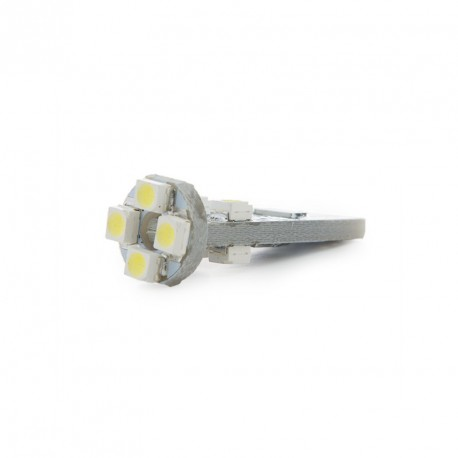 BOMBILLA LED BASE T10 8 LEDS