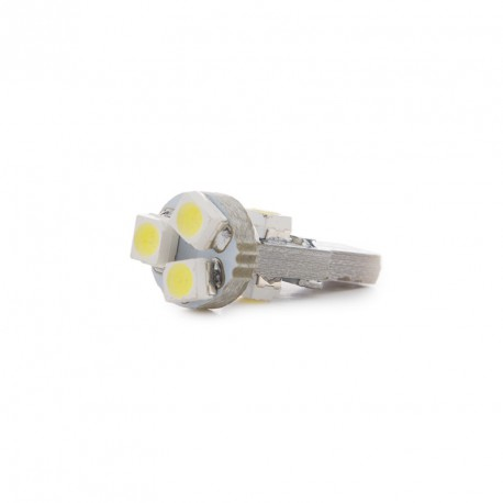 BOMBILLA LED BASE T5 5 LEDS