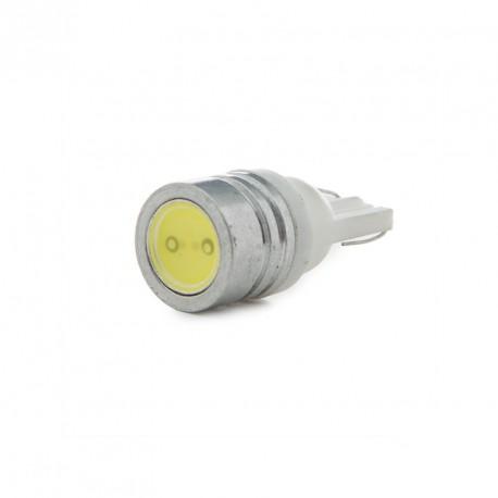 BOMBILLA LED BASE T10 1 HIGH LED 1W