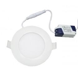 DOWNLIGHT CIRCULAR LED 6W