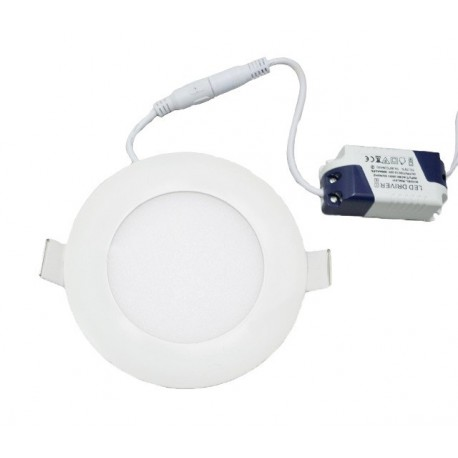 DOWNLIGHT CIRCULAR LED 6W