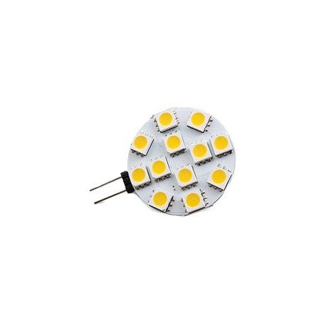 BOMBILLA G4 CIRCULAR LED 2,4W