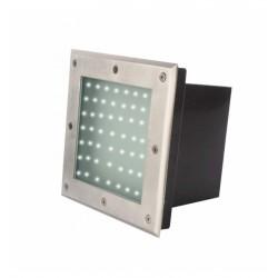 BALIZA CUADRADA 49 LEDS 5W IP67
