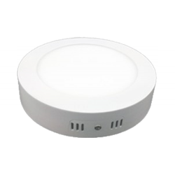 PLAFON DE SUPERFICIE CIRCULAR LED 18W
