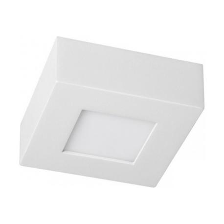 PLAFON CUADRADO LED 6W