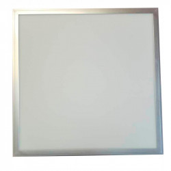 PANEL ECO CUADRADO LED 60x60CM 50W PLATA