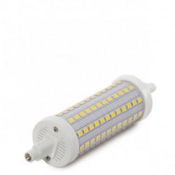Bombilla de LEDs R7S 118mm 360º SMD2835 10W 1000Lm