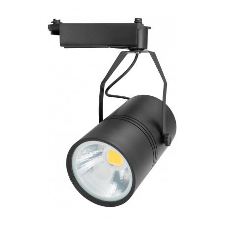 FOCO LED PARA CARRIL 30W NEGRO